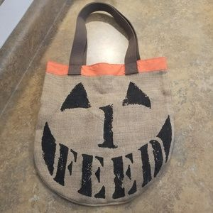 FEED Trick or Treat UNICEF Halloween Tote Bag